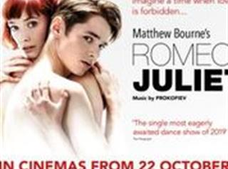 MATTHEW BOURNE'S ROMEO AND JULIET (12A) Image