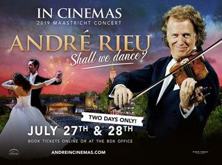 ANDRE RIEU 2019 MAASTRICHT CONCERT: Shall We Dance? Image