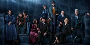 FANTASTIC BEASTS: THE CRIMES OF GRINDELWALD (12A) Image