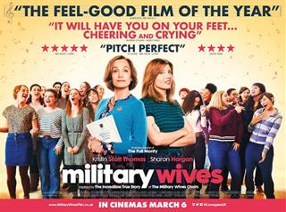 MILITARY WIVES (12A)  Image