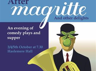 TOM STOPPARD'S AFTER MAGRITTE AND OTHER DELIGHTS Image