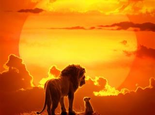 THE LION KING (PG) Image